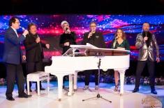 Eroii muzicii ușoare românești, celebrități la TVR 2 | VIDEO