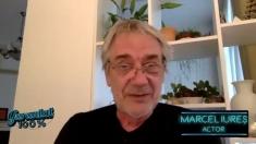 Marcel Iureș la Garantat 100%: Trăim o spaimă | VIDEO
