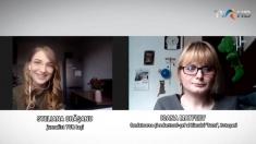 Reportaje şi lecţii de dicţie, de acasă | VIDEO