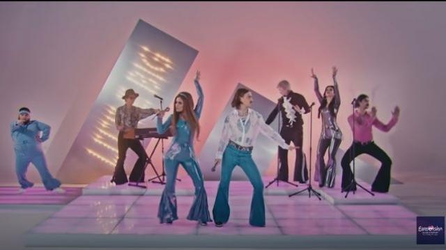 Uno - Rusia - Eurovision 2020