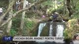 Cascada Bigăr, magnet pentru turiști | VIDEO