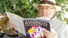 Matei Vișniec, rege la Avignon | VIDEO