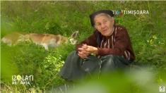 #IzolatiInRomania: Treja, 90 de ani, o minune cu chip de om  | VIDEO