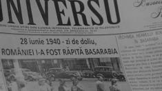 Articolul VII: 80 de ani de la cedarea Basarabiei şi nordului Bucovinei