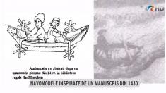 Navomodele inspirate de un manuscris din 1430 | VIDEO