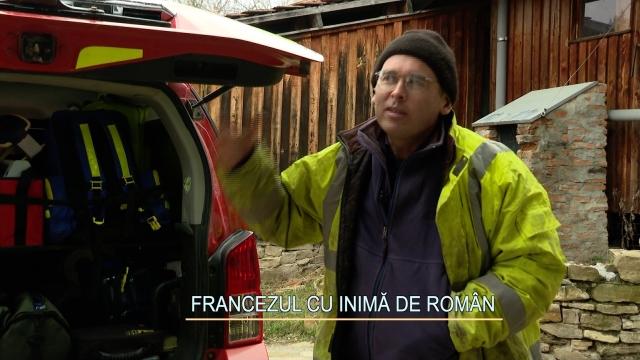pompier francez roman