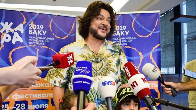 Philipp Kirkorov - Eurovision- Rusia