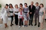 gi8na si echipa din ucraina