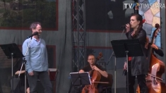Spectacole și concerte în aer liber, la Arad | VIDEO