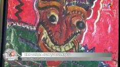 Expoziția ION ȚUCULESCU – RECONSTITUIREA, la