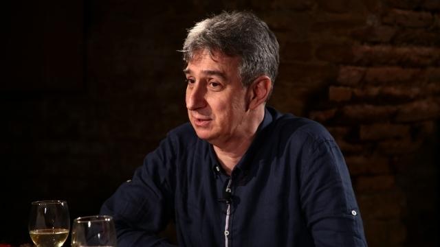 Mihai Bisericanu - actor - Mircea Dinescu