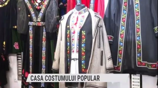 costume populare