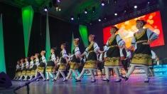 """Dansuri internaționale la Festivalul """"Cântecele Munților"""""""