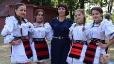 """Anuța Moiș: """"Noi nu ne-am uitat niciodată identitatea de români"""""""