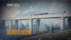 Georges Seurat, sâmbătă la