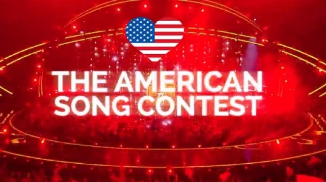 American Song Contest va debuta la sfârșitul anului 2021