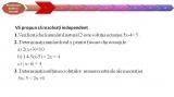 Matematica ecuatii Telescoala a VIII-a 17 septembrie 2020