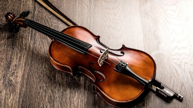 Vioara - stradivarius