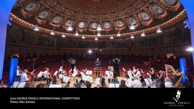 Concursul George Enescu 2020