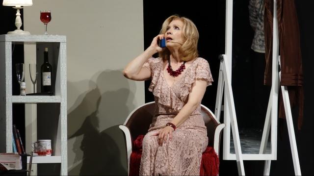 Catrinel Dumitrescu - Aici nu-i de joaca- Teatrul Nottara - Teatru in TVR