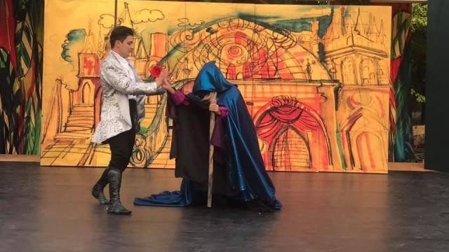 """Baletul """"Frumoasa și Bestia"""" deschide stagiunea Teatrului Muzical Ambasadorii"""