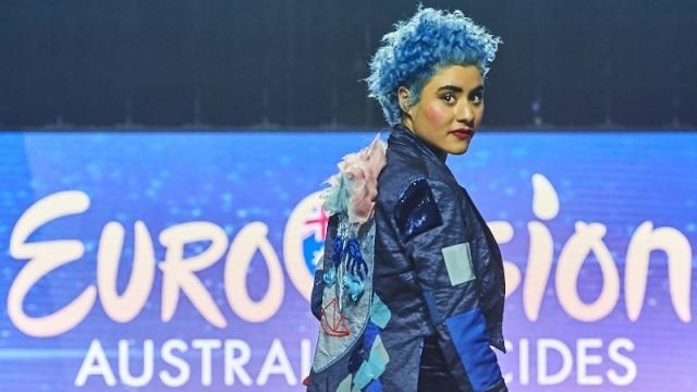 Montaigne eurovision