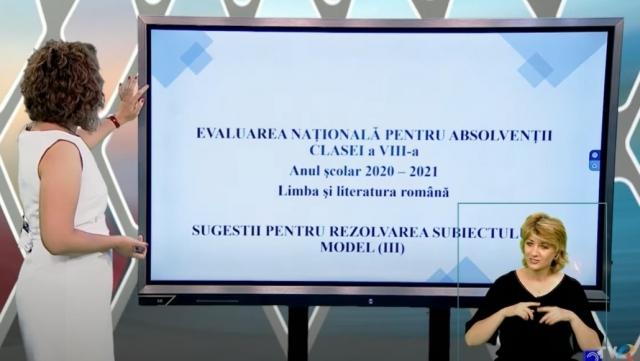 Telescoala Romana a VIII-a 16 septembrie 2020