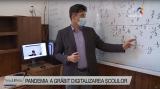 Pandemia a grăbit digitalizarea școlilor   VIDEO