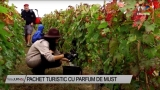Pachet turistic cu parfum de must | VIDEO