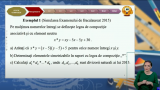 Matematica XII 19 octombrie