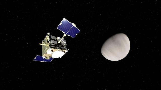 Venus Climate Orbiter