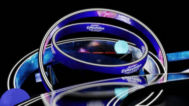 Eurovision Junior 2020: Scena este pregătită!
