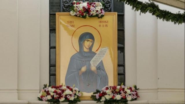 icoana Sf Parascheva