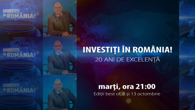 Investiti in Romania Best of octombrie 2020