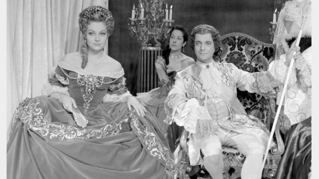 Film de capă şi spadă la TVR1: Cocoşatul (LE BOSSU – Franţa, 1959)