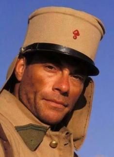 Legionarul cu J van Damme