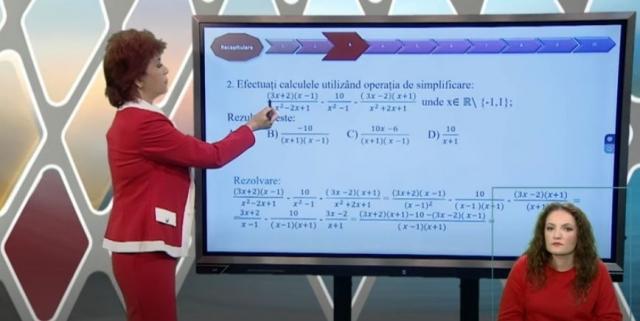 matematica 17 noiembrie