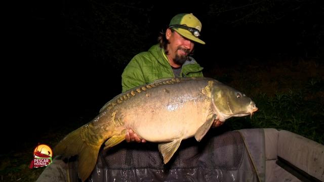Claudiu Costache - pescar - crap - pescuit