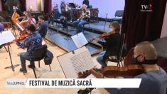 Festival de muzică sacră, la Târgu Mureș   VIDEO