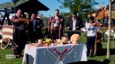 România în bucate= #țăstShow oltenesc în Vâlcea, Măciuca | VIDEO