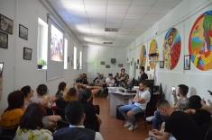 """""""Dunărea care unește""""(II): Facultatea Transfrontalieră   VIDEO"""