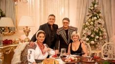 Crăciun cu Fuego, la Palat