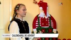 Calendarul de Advent   VIDEO