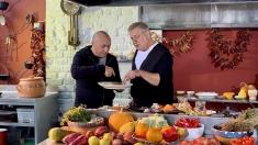 Politică și delicatețuri: Marcel Pavel și Mircea Dinescu au trecut peste prejudecăți