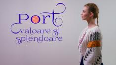 Port valoare și splendoare: La Blouse Roumaine