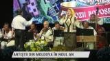 Artiștii din Moldova în noul an | VIDEO