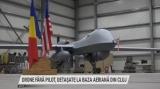 Drone fără pilot, detașate la baza aeriană din Cluj | VIDEO