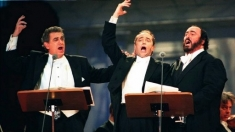 "In Memoriam Luminița Constantinescu - ""Cei trei tenori"", la TVR 3"