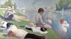 Teleenciclopedia: Georges Seurat și pictura optică | VIDEO