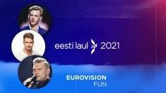 Eesti Laul - Estonia -Eurovision 2021